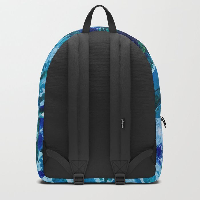 Look Into The Deep Backpack