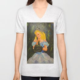 Glinda the Good Unisex V-Neck