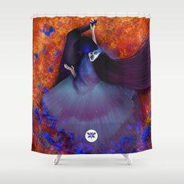I found you ♫ Shower Curtain