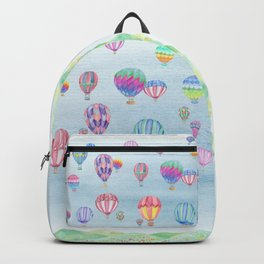Hot Air Ballon Festival Backpack