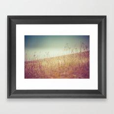 tilt Framed Art Print