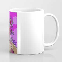 Lollypop Loving Lucy (Painting) Coffee Mug
