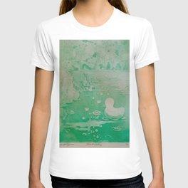 MoonSea Fantasy lightgreen T-shirt