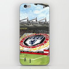 THE BOYS END iPhone & iPod Skin