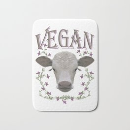 VEGAN CALF Bath Mat