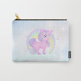 Baby pastel unicorn Carry-All Pouch