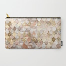 MERMAID GOLD Carry-All Pouch
