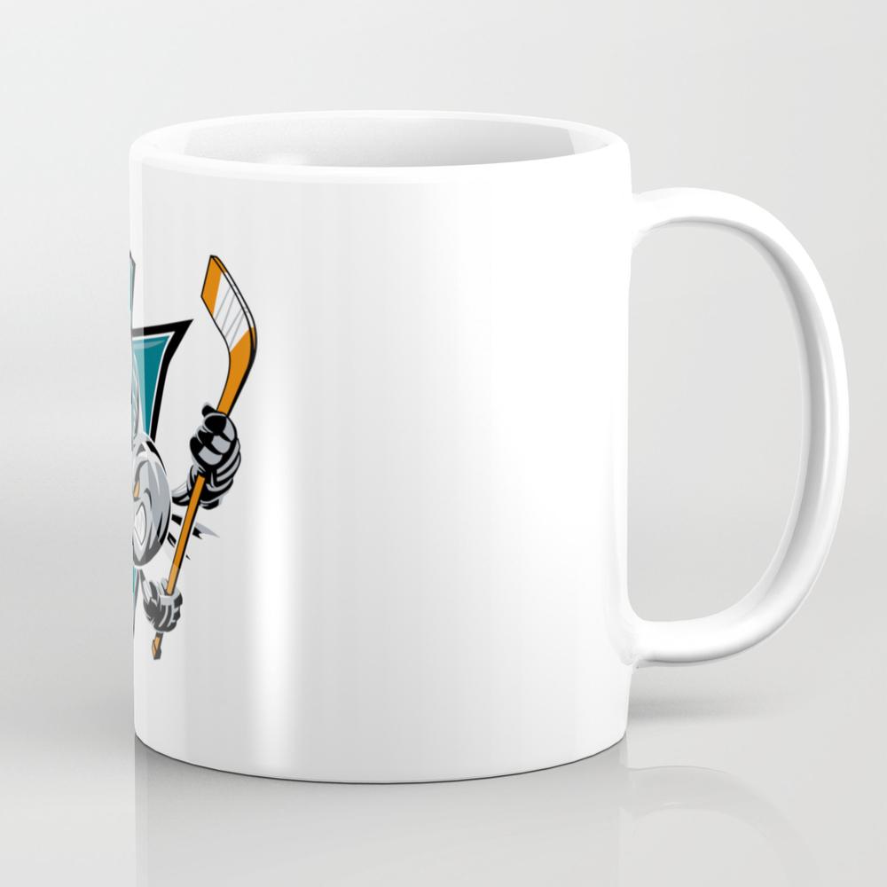 Sj Sharks Logo Mug by Tatastory13 MUG7724620