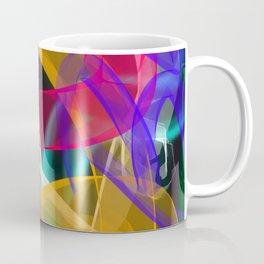 Bam Squiggle Coffee Mug