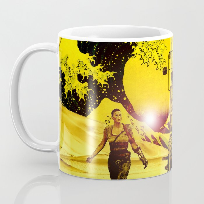 Furiosa - Mad Max Fury Road Coffee Mug