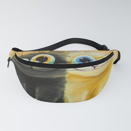 two friends Fanny Pack