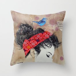 SUCH WONDEROUS Throw Pillow