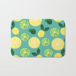 Lemon Lime Bath Mat