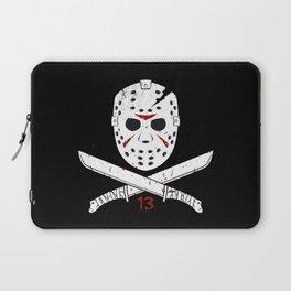 Jason mask Laptop Sleeve