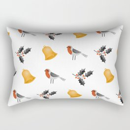Ding Dong Merrily on High Rectangular Pillow