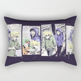 creek_3_messy_sketchy_idk_XD Rectangular Pillow