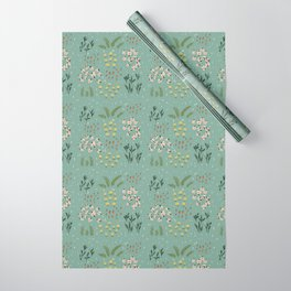 Little Fields Wrapping Paper