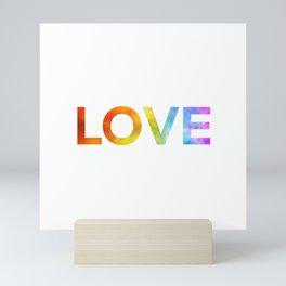 LOVE 151 Mini Art Print