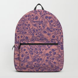Pink Skulls...so many Backpack