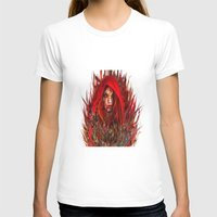 red riding hood T-shirts featuring  Red Riding Hood by ururuty
