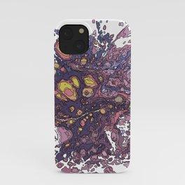 Nebulosa fragments 2 iPhone Case