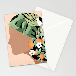 Things on my mind Stationery Cards