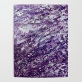 purple haze Poster