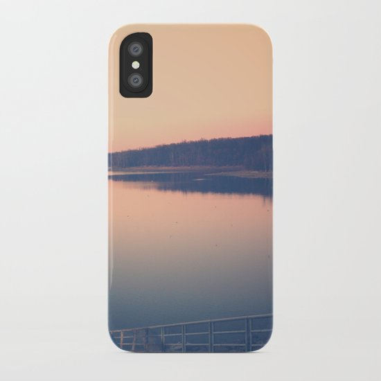 Morning Comes Softly iPhone Case