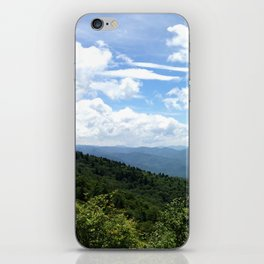 Blue Ridge Earth iPhone Skin