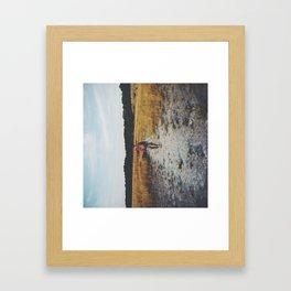 Beginners Framed Art Print