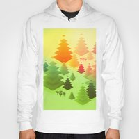 forrest Hoodies featuring Forrest sunrise by Knightley