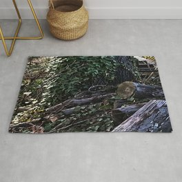 Graveyard of the Trees Rug