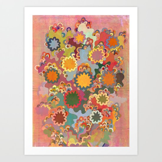 Sempervirent Art Print