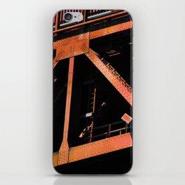 Crosshairs - Golden Gate Bridge San Francisco iPhone Skin