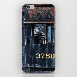 Train Cabin iPhone Skin