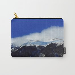underneath a blue sky Carry-All Pouch