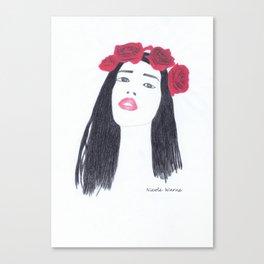 Nicole Warne Canvas Print
