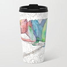 Chameleon Fail Metal Travel Mug