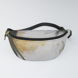 One Second II (autumn nude goddess erotic portrait) Fanny Pack