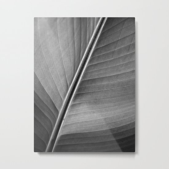 nature structure II Metal Print
