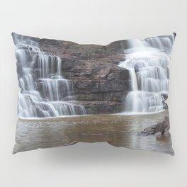 Lower Gooseberry Falls Pillow Sham
