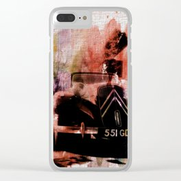 Traction Clear iPhone Case