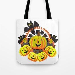 Halloween Festival Tote Bag