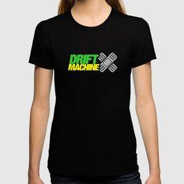 Drift Machine v3 HQvector T-shirt