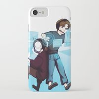 cryaotic iPhone & iPod Cases featuring Pewds and Cry by Hikkaphobia