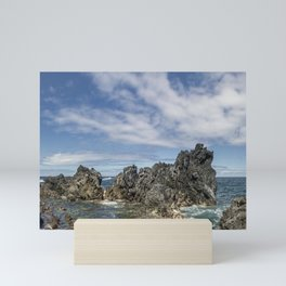 Sea Monsters. Mini Art Print