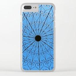 An Elegant Sky Clear iPhone Case
