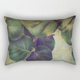 Sea Grape Rectangular Pillow