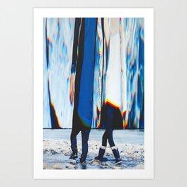 Vouge #59 Art Print