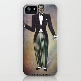 El Catrin iPhone Case